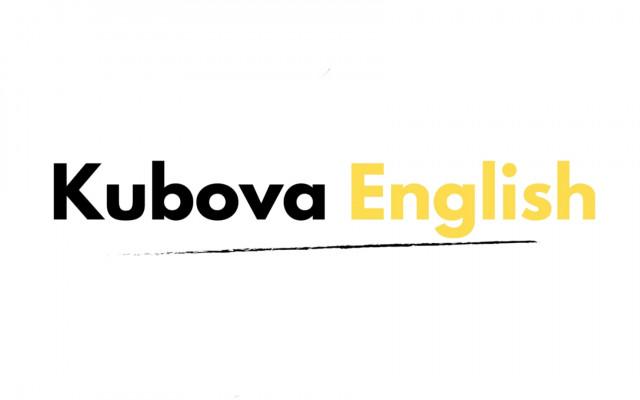 """ONLINE KURZ ANLIČTINY OD """"KUBOVA ENGLISH"""" (v hodnotě 10 000,-)"""