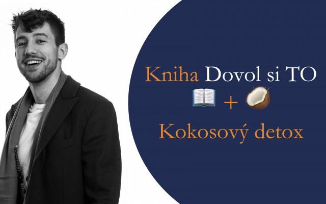 Získáte Knihu 📖  + 🥥  Kokosový detox