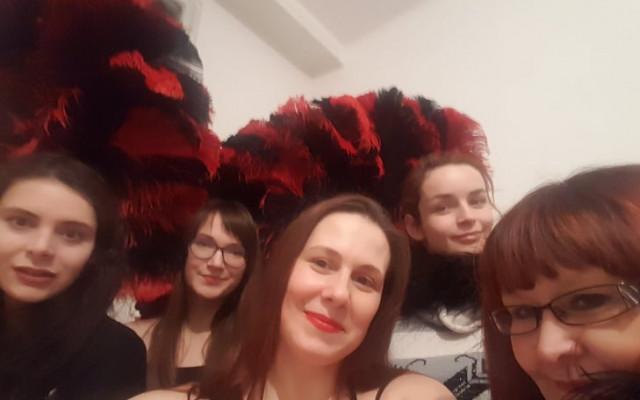 Kurz burlesky //  Burlesque course