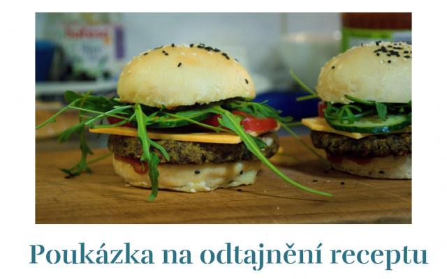 Poukázka na odtajnění receptu z naší kuchyně