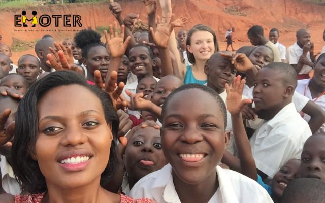 Videopozdrav z Ugandy