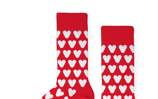 Ponožky pro hrdinské nožky a aplikace