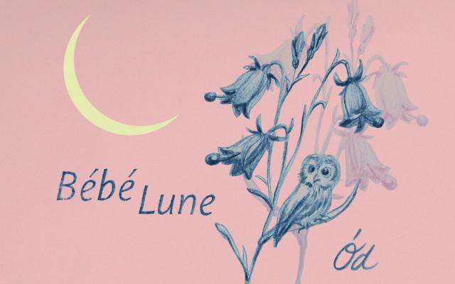 Album Bébé Lune v digitální verzi // Album Bébé Lune – digital version