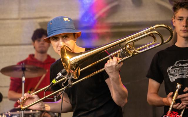 Zahrajte si na trombon s Péťou Schovánkem!