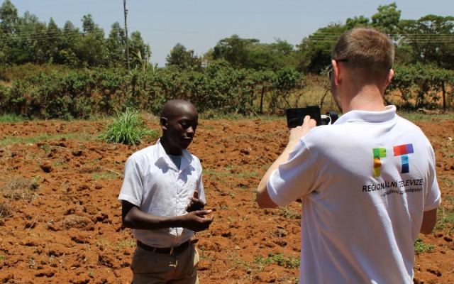 Videoreportáž z Keni