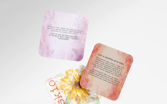 1 kartičky Laskio pro vás + 10 pro potřebné organizace, včetně poštovného