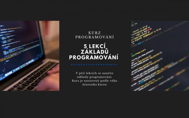 Kurz programování