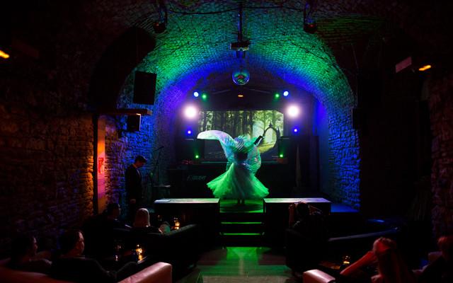 Bohemian Cabaret lístky // Ticket to any Bohemian Cabaret show